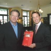 Al Gore bei Plachutta