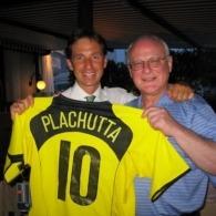 Borussia Dortmund bei Plachutta