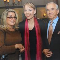 Catherine Deneuve und Elina Garanca bei Plachutta