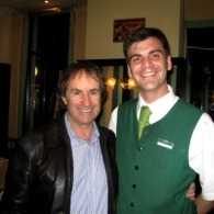Chris de Burgh bei Plachutta