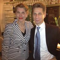 Christine Baranski bei Plachutta