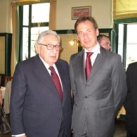 Henry Kissinger bei Plachutta