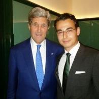 John Kerry bei Plachutta
