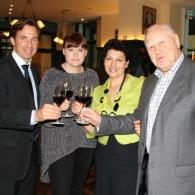 Vesselina Kasarova und Kurt Blecha bei Plachutta