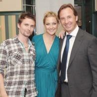 Kate Hudson und Matthew Bellamy bei Plachutta