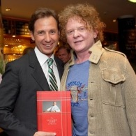 Mick Hucknall Simply Red bei Plachutta