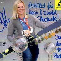 Nicole Hosp bei Plachutta