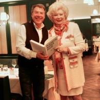 Patrick Lindner & Birgit Sarata bei Plachutta