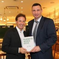 Vitali Klitschko bei Plachutta