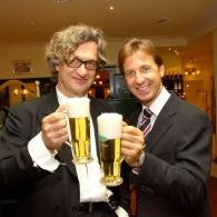 Wim Wenders bei Plachutta