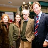 Woody Allen bei Plachutta